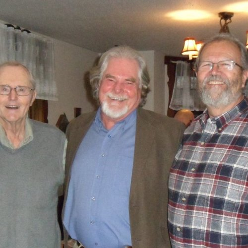 Ted Murray, Jim Anhorn, Phil Hartl