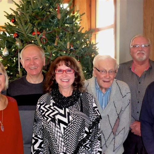 Gary Franzmann, Joan Kirouac, John Melymick, Wendy Lamont, Bob McGregor, Gord MacPherson, Harold Ramsey